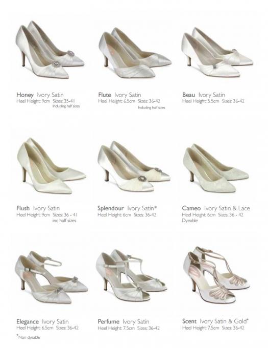 cb7110f05f2 LA NOVIA Couture - Wedding shoes
